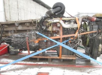 Двигатель MAN TGA ман тга D2066 LF14