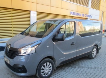Renault Trafic, 2017 г.
