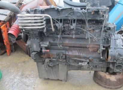 Двигатель, коленвал ман Командор D2 866LF35