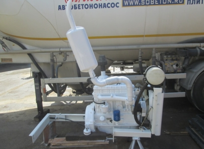 Двигатель дизельный Д-242
