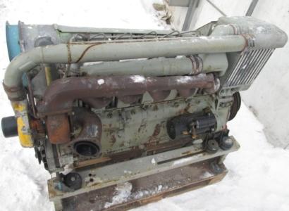 Двигатель Deutz BF6L913 C