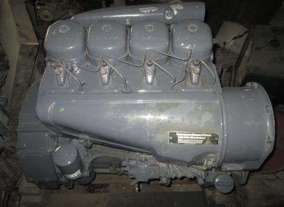 Двигатель Deutz F4L913
