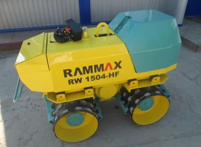 Каток RAMMAX RW 1504-HF